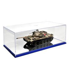 Дисплей кутия с огледална основа- 364 x 186 x 121 mm