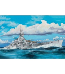 1:350 Италиански военноморски боен кораб RN Vittorio Veneto 1940