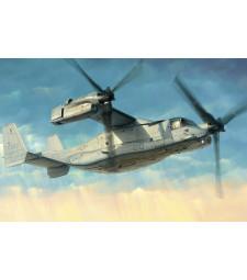 1:48 Американски военен самолет конвертоплан MV-22 Osprey