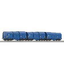 Товарен вагон - Bauart Shimmns, NS, епоха V