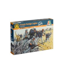 1:72 Френски чуждестранен легион (FRENCH FOREIGN LEGION) - 50 фигури