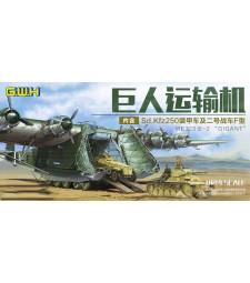 "1:144 Самолет от Втората световна война WWII Luftwaffen Messerschmitt Me 323 E-2 ""Gigant""/s AFVs"