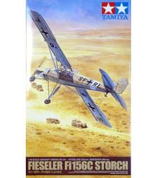 1:48 Германски лек свързочен самолет Fieseler Fi 156C Storch