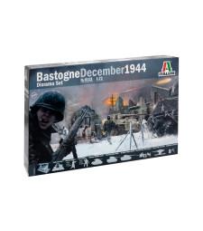 1:72 Диорама: Втора световна война, Багстоун, декември 1944 - комплект с фигури и модели