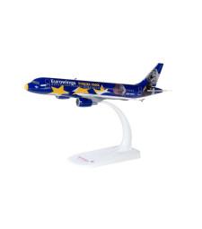 "1:200 EUROWINGS AIRBUS A320 ""EUROPA-PARK"" - D-ABDQ - сглобка без лепило"