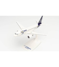 "1:200 LUFTHANSA AIRBUS A319 ""LU"" - D-AILU ""VERDEN"" - сглобка без лепило"