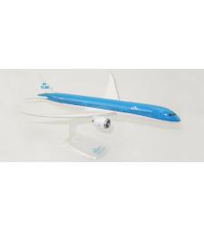 1:200 B787-10 Dreamliner KLM PP - сглобка без лепило