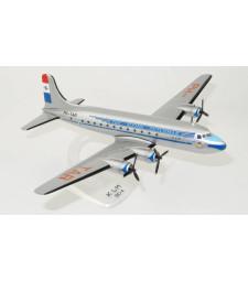 1:125 KLM DOUGLAS DC-4 - сглобка без лепило