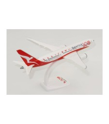 "1:200 QANTAS ""100TH ANNIVERSARY"" BOEING 787-9 DREAMLINER - сглобка без лепило"