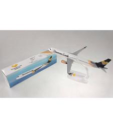 1:200 THOMAS COOK SCANDINAVIA AIRBUS A321 - сглобка без лепило