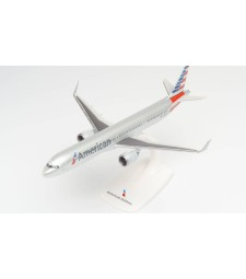 1:200 AMERICAN AIRLINES AIRBUS A321NEO-N400AN - сглобка без лепило