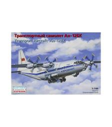 1:144 Руски транспортен самолет Антонов Ан-12БК (Antonov An-12BK Russian transport aircraft, Aeroflot)