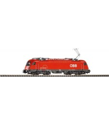 Електрически локомотив Taurus Rh1216 UBB епоха VI
