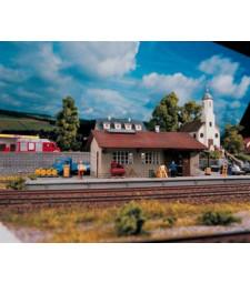 Товарна гара Burgstein