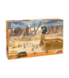1:72 Диорама: Алжирски туарегски бунт - 150 фигури