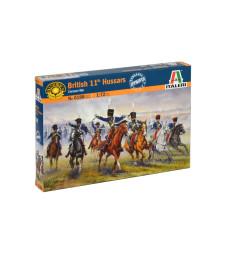 1:72 Британска хусарска кавалерия (BRITISH HUSSARS CAVALRY) - 12 фигури