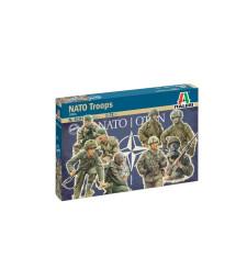1:72 Войници на НАТО 1980s (NATO TROOPS) - 48 фигури