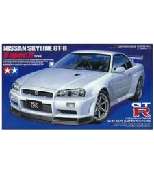 1:24 Автомобил Nissan Skyline GT-R V spec II