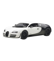 Bugatti Veyron 16.4 SuperSport Pur Blanc Edition 2012 (matt white/black carbon)