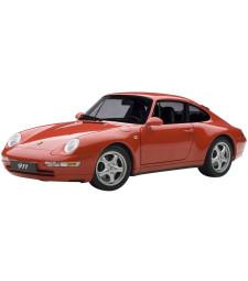 Porsche 993 Carrera 1995 (red)