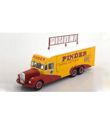 BERNARD 28 CIRCUS PINDER POWER STATION WAGON 1951 - DIREKT COLLECTON