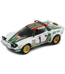 Lancia STRATOS HF #1 MUNARI/MAIGA RALLY MONTE CARL