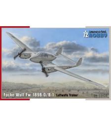 1:72 Германски самолет Focke Wulf Fw 189B-0/B-1 'Luftwaffe Trainer'