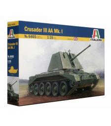 1:35 Британски ПВО-танк КРЪСТОНОСЕЦ III АА Мк I (CRUSADER III AA MK.I)