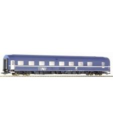 Пътнически спален вагон T2S, FS. епоха IV