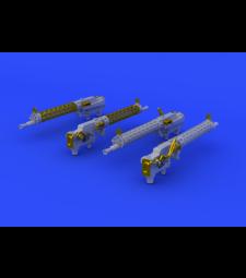1:48 Комплект от фотоецвани и смолни детайли – картечници за самолет SSW D.III (EDUARD)