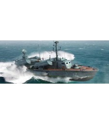 1:72 Руски катер OSA Class Missile Boat , OSA-2 - Сглобяем модел