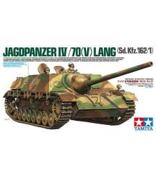 1:35 Германски танков разрушител Jagdpanzer IV/70 (V) Lang (Sd.Kfz.162/1) - 2 фигура