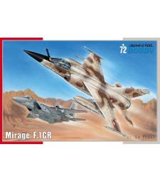1:72 Френски изтребител Mirage F.1 CR