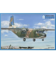 1:72 Товарен самолет CASA C.212-100 TAIL ART