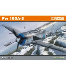 1:72 Германски изтребител Фоке-Вулф Фв 190А-8 (Fw 190A-8)