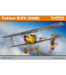 1:72 Германски изтребител Fokker D.VII (OAW)
