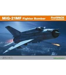 1:72 Съветски изтребител-бомбардировач MiG-21MF Fighter-Bomber