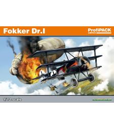 1:72 Германски изтребител Фокер Др.I (Fokker Dr.I)