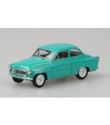 Skoda Octavia 1964 - Turquoise Green