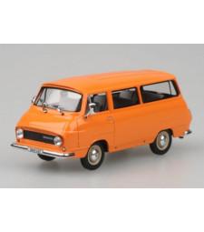 Skoda 1203 Mikrobus - Orange