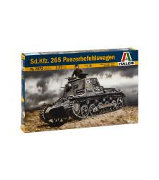 1:72 Германски лек танк Sd.Kfz.265 PANZERBEFEHLSWAGEN