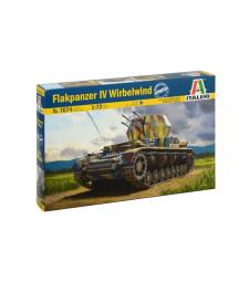 1:72 Германски танк Flakpanzer IV Wirbelwind Sd.Kfz