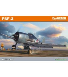 1:72 Изтребител F6F-3 от Втората световна война