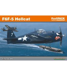 1:72 Американски изтребител F6F-5