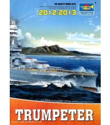 Каталог TRUMPETER 2012