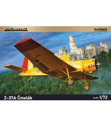 1:72 Чехословашки селскостопански самолет Z-37A Cmelak