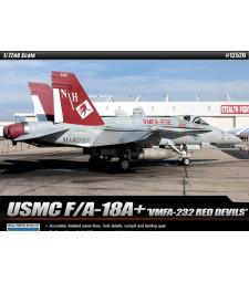 """1:72 Американски изтребител USMC F/A-18+ """"VMFA-232 RED DEVILS"""""""