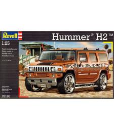 1:25 Джип HAMMER H2