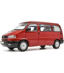 VW T4b Camper, red