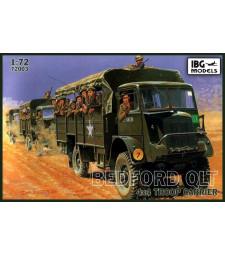 1:72 Камион за превоз на войници Bedford QLT 4x4